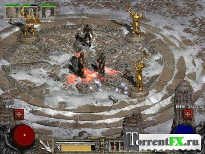 Diablo 2 (2001/РС/Русский) | RePack от R.G. Механики