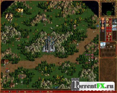 Heroes of Might and Magic III WoG Classic Edition HD (2011/PC/Русский)