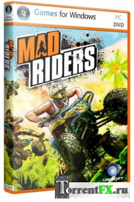 Mad Riders [+1 DLC] (2012/PC/Русский) | RePack