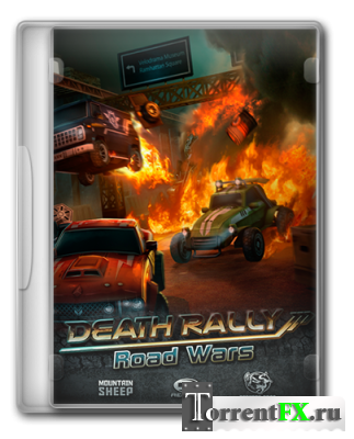 Death Rally [2012, Arcade / Racing (Cars) / 3D / Top-down]