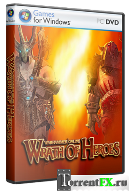 Warhammer Online: Wrath Of Heroes [2012, Action / MMORPG / 3rd Person]