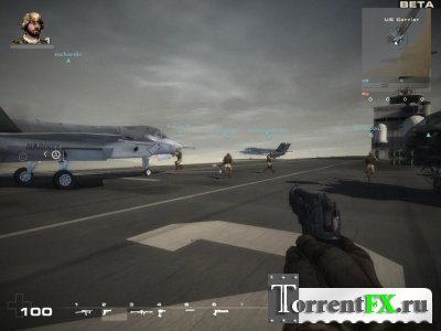 Battlefield Play4Free (RUS) [2012, Action (Shooter) / 3D / 1st Person / Online-only]