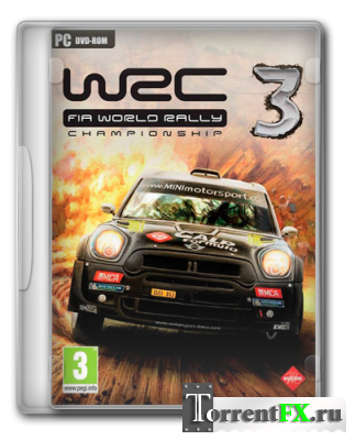 WRC: FIA World Rally Championship 3 [2012]