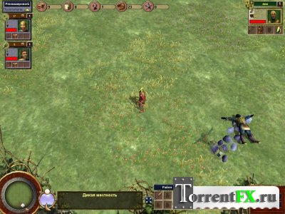 Hinterland: Orc Lords (2009) PC