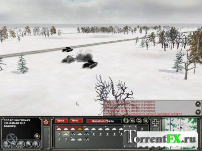 Panzer Command: Operation Winter Storm (2007) PC