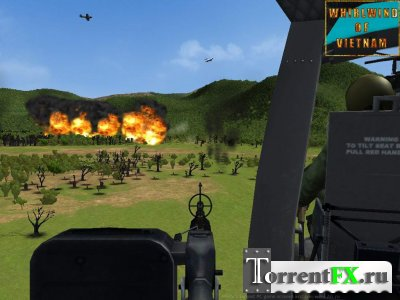 Вертолеты Вьетнама: UH-1 / Whirlwind over Vietnam (2007) PC