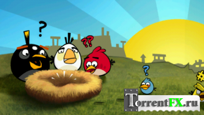 Angry Birds (2011/PSP/Русский)
