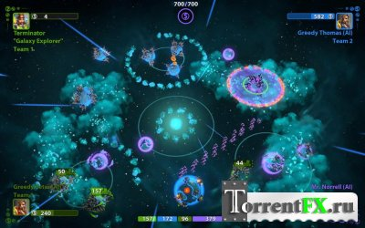 Planets Under Attack (2012) PC
