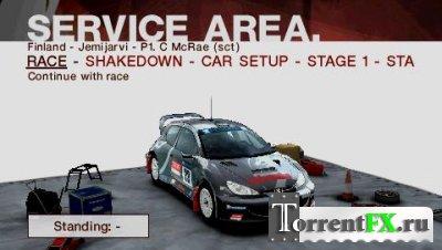Colin McRae Rally (2005/PSP/CSO)