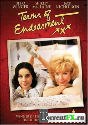 Язык нежности / Terms of Endearment  [1983, DVDRip] DVO