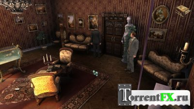 The Testament of Sherlock Holmes (2012) PC | RePack от Fenixx