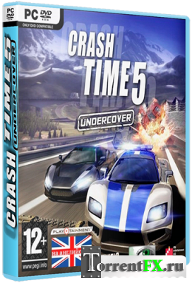 Crash Time 5: Undercover (2012/PC/Русский) | ReРack от SEYTER