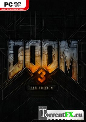 Doom 3 BFG Edition (2012/PC/Английский) | RePack от R.G. ILITA