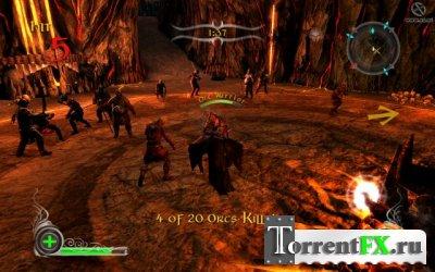 Властелин Колец: Противостояние / Lord Of The Rings: Conquest (2009/PC/Русский) | RePack