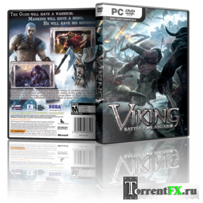 Viking: Battle of Asgard [Update 1] (2012) PC | RePack от R.G. Catalyst