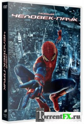 ����� �������-���� / The Amazing Spider-Man (2012) DVDRip | ��������
