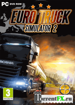 Euro Truck Simulator 2 (2012/PC/Русский) | RePack от R.G. ILITA