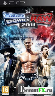 WWE SmackDown vs. Raw 2011 [2010, ENG] PSP