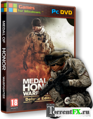 Medal of Honor Warfighter: Digital Deluxe Edition (2012/PC/Русский) | ReРack от ShTeCvV