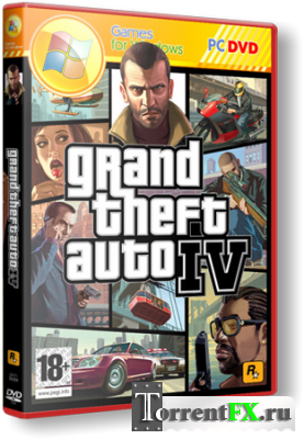 Grand Theft Auto 4: Maximum Graphics (2012/PC/Английский) | RePack