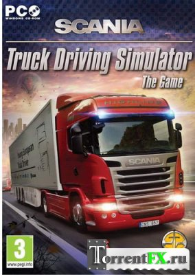 Scania Truck Driving Simulator: The Game (2012) PC