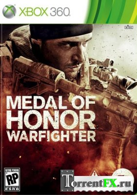 Medal of Honor: Warfighter (2012/ENG) Xbox360