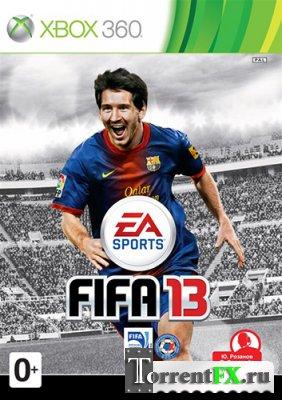 FIFA 13 (2012/RUS) Xbox360 [PAL / LT+ 2.0]