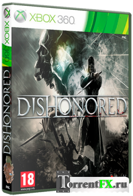Dishonored (2012/RUS) Xbox 360 [PAL/LT+3.0]