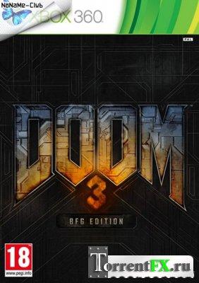 DOOM 3 BFG Edition (2012/ENG) Xbox360 [LT+3.0/15574]