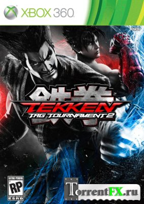 Tekken Tag Tournament 2 (2012/RUS) Xbox360 [LT+3.0/15574]