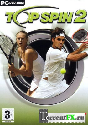 Top Spin 2 (2007) PC | RePack