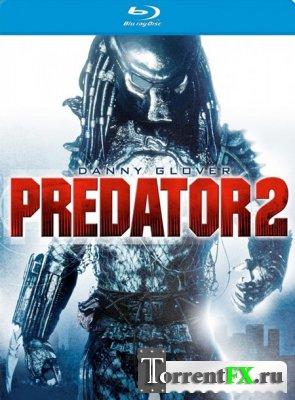 ������ 2 / Predator 2 (1990/BDRip) | 1080 �� ExKinoRay