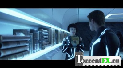 Трон: Наследие / TRON: Legacy (2011/HDRip) от Scarabey | Лицензия