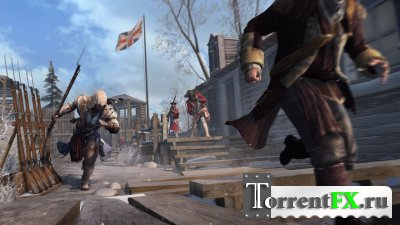 Assassin's Creed 3 (2012/ENG) XBOX360 [LT+3.0]