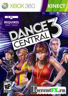 Dance Central 3 (2012/RUS) Xbox 360 [LT+1.9/15574] Kinect