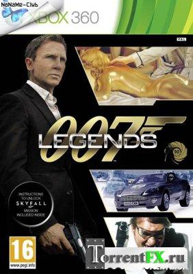 007 Legends (2012/ENG) Xbox 360 (LT+3.0/15574)