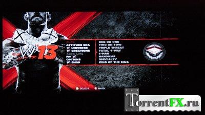 WWE '13 (2012/ENG) XBOX360 [LT+3.0]