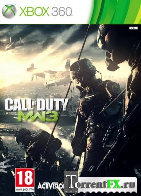 Call of Duty: Modern Warfare 3 (2011/RUS) Xbox 360 [LT+ 2.0]