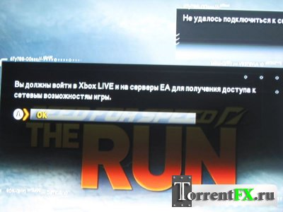 Need for Speed: The Run (2011/Rus) Xbox 360 [LT+3.0]