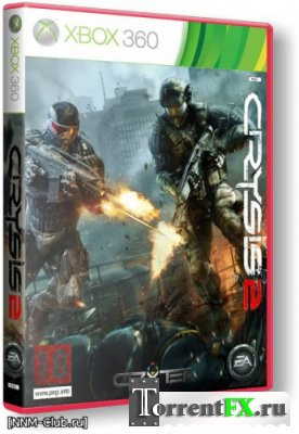 Crysis 2: Limited Edition (2011/RUS) Xbox 360