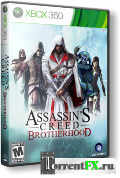 Assassin's Creed: Brotherhood (2010/RUS) Xbox 360 [LT+ 3.0]