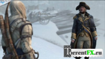 Assassin's Creed 3 (2012/RUS) Xbox 360 [LT+3.0]