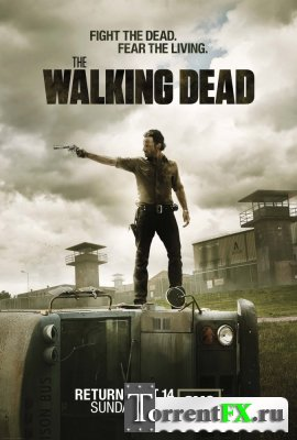 Ходячие мертвецы / The Walking Dead [S01-02] (2010-2012/WEB-DLRip) | LostFilm