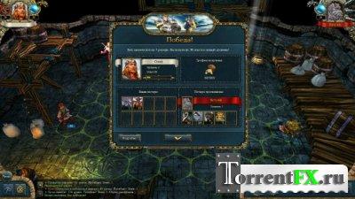 King's Bounty: Воин Cевера (2012/PC/Русский) | RePack от Fenixx
