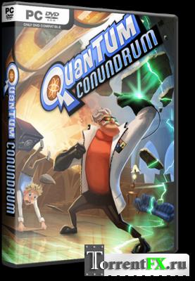 Quantum Conundrum [v 1.0.8623.0 + 2 DLC] (2012) PC | RePack