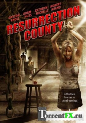 Глушь / Resurrection County (2008) DVDRip | Лицензия
