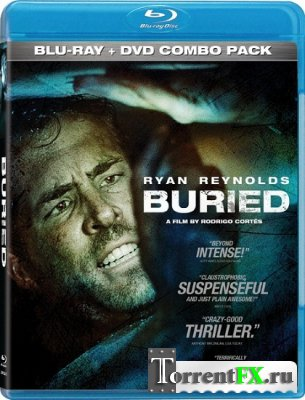 ����������� ������ / Buried (2010/HDRip) �� Scarabey