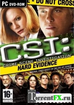 CSI 4: Hard Evidence (2007) PC