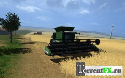 Farming Simulator 2013 [v.1.3] (2012/PC/Русский) | RePack от R.G. Repacker's