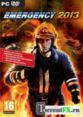 Emergency 2013 (2012/PC/Английский) | Лицензия